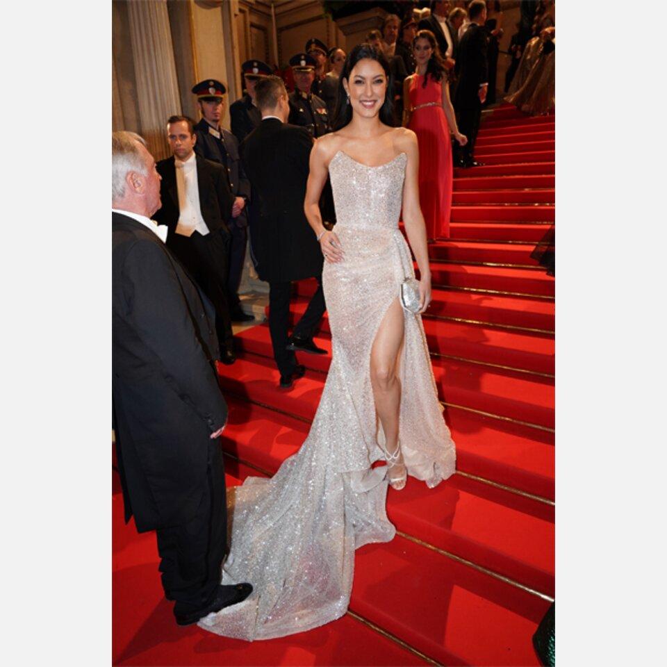 Voting: Wer hatte das schönste Opernball-Kleid?