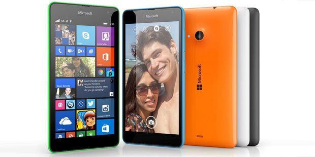 Lumia 535 um 128 Euro im Kurztest