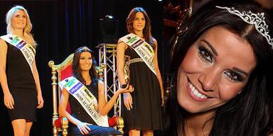 Carmen Stamboli ist Miss Austria 2011: 'Jung-sein' ist kein Muss mehr