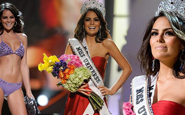 Das ist Miss Universe 2010