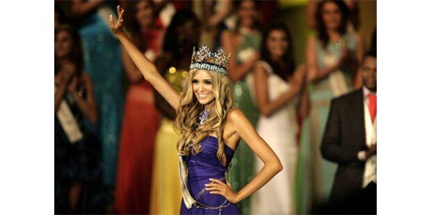 Russin ist neue Miss World 2008