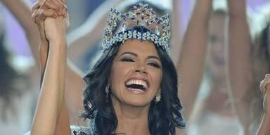 Neue Miss World kommt aus Venezuela