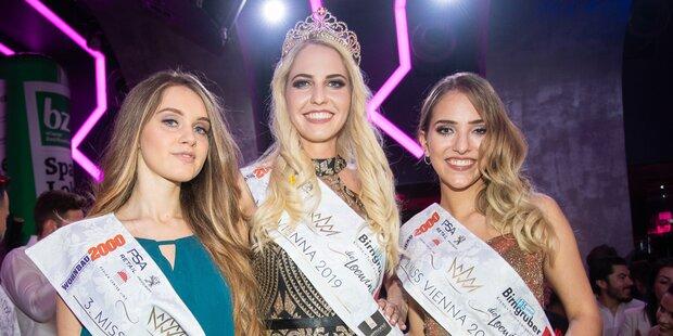 Miss Vienna wird heute in Linz gewählt