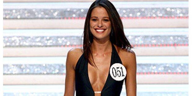 Ist neue Miss Italia viel zu dünn?