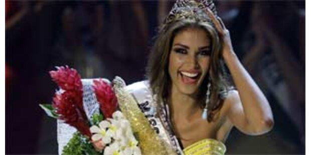 22-jährige Venezolanerin neue Miss Universe
