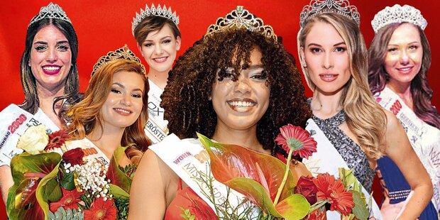 Wer wird neue Miss Austria?