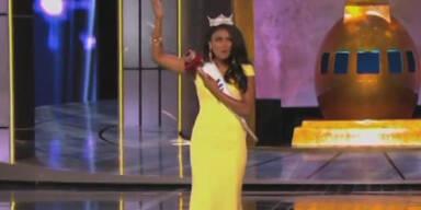 Böse Anfeindungen gegen Miss America