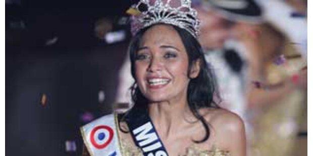 Umstrittene Miss France darf ihren Titel behalten