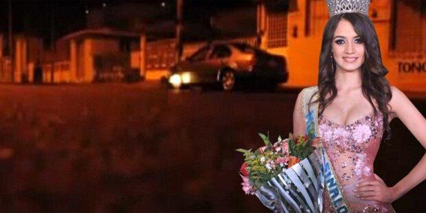 Video: Beauty-Queen in Mexiko erschossen