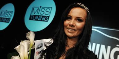 Frizzi Arnold ist die Miss Tuning 2012