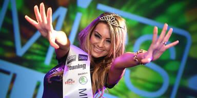 Veronika ist die Miss Tuning 2014
