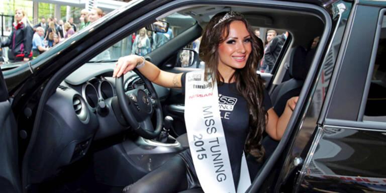 So heiß ist die Miss Tuning 2015