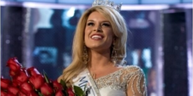 Miss Amerika 2011 ist erst 17