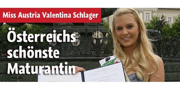 Österreichs schönste Maturantin