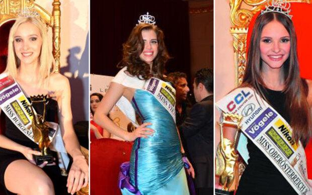 Wählen Sie die neue Miss Austria