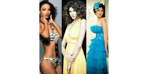 Wer soll Miss World werden?