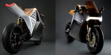 Schnellstes Elektro-Motorrad der Welt kommt 2010