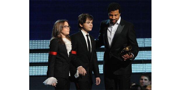 Jacksons Kinder bedanken sich rührend