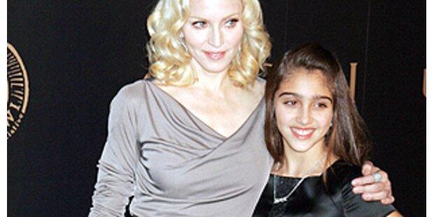 Madonnas Tochter Lourdes hat Geschmack