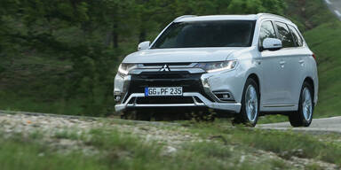 Mitsubishi macht Outlander PHEV billiger