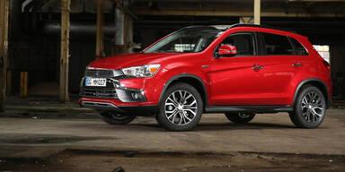 Mitsubishi verkauft ASX zum Kampfpreis