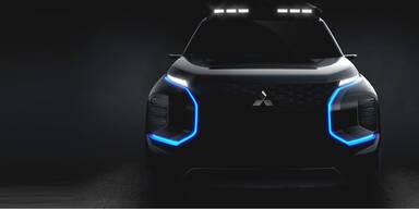 Mitsubishi zeigt spektakuläres Elektro-SUV