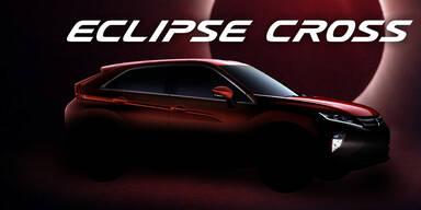 "Neues Mitsubishi-SUV heißt ""Eclipse Cross"""