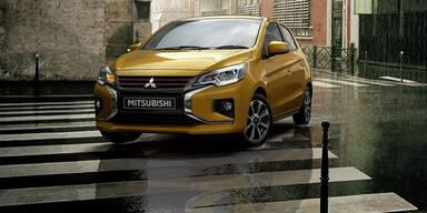 Facelift für den Mitsubishi Space Star