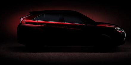 Mitsubishi bringt völlig neues Kompakt-SUV