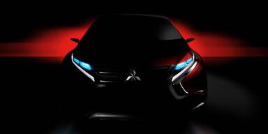 Mitsubishi zeigt neue SUV-Studie