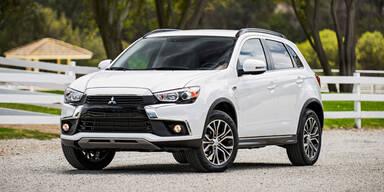 Mitsubishi verpasst dem ASX ein Facelift