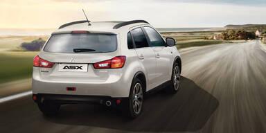 Mitsubishi frischt jetzt den ASX auf