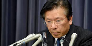 Mitsubishi-Chef will Handtuch werfen
