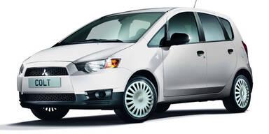 """Mitsubishi bringt den Colt """"Austria Edition"""""""