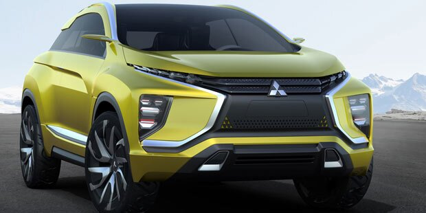 Mitsubishi startet Neuheiten-Offensive