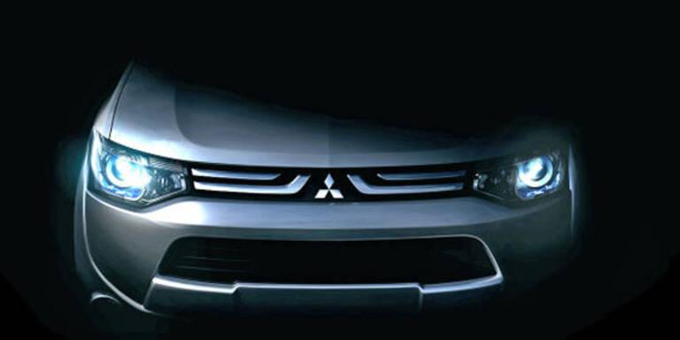 Mitsubishi stellt in Genf neues SUV vor