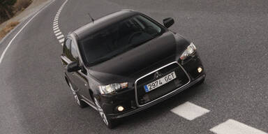 Mitsubishi Lancer als Austria Edition