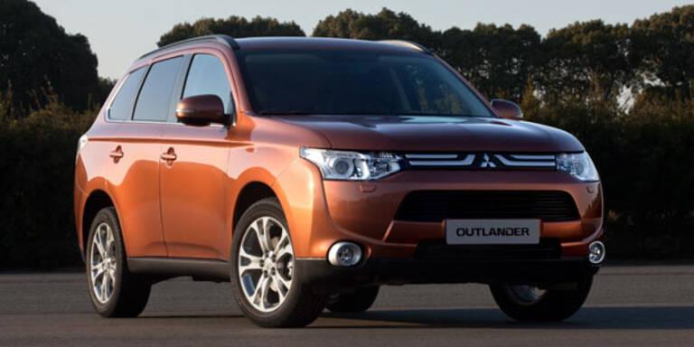 Jetzt startet der neue Mitsubishi Outlander