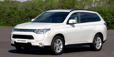 Alle Infos vom neuen Mitsubishi Outlander