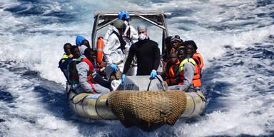 Mittelmeer Flüchtlinge