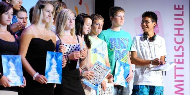 Burgenland: Nur mehr Neue Mittelschule
