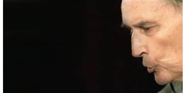 Mitterrands Pantoffeln werden versteigert