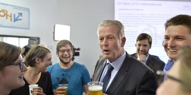 ÖH-Wahl: AG vorne, linke Mehrheit