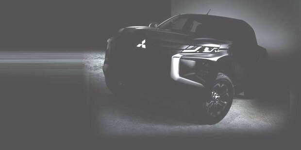 Mitsubishi greift mit neuem L200 an