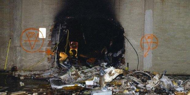 9/11: Fotos zeigen Grauen des Terrors