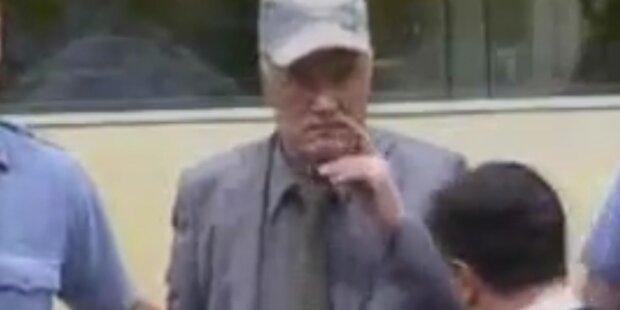 Ex-General Mladic aus Gerichtsaal geworfen