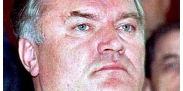 Ratko Mladic wird sich nicht stellen