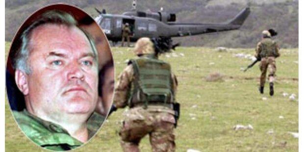 1 Million Euro Kopfgeld auf Mladic
