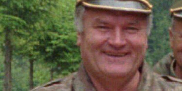 Polizeiagenten sollen nach Mladic fahnden