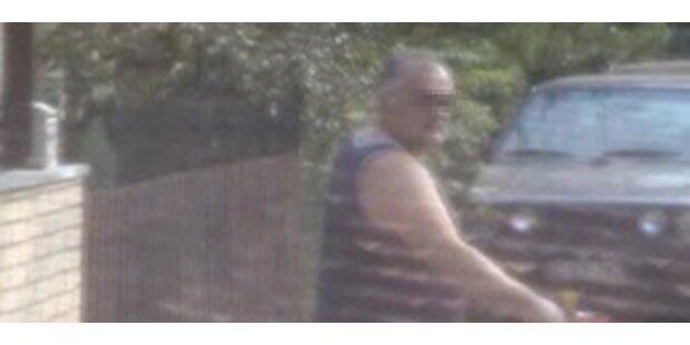 Ist dies Ratko Mladic?